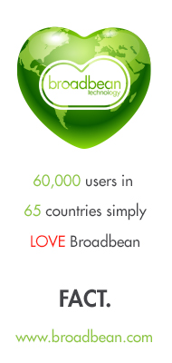Broadbean home page