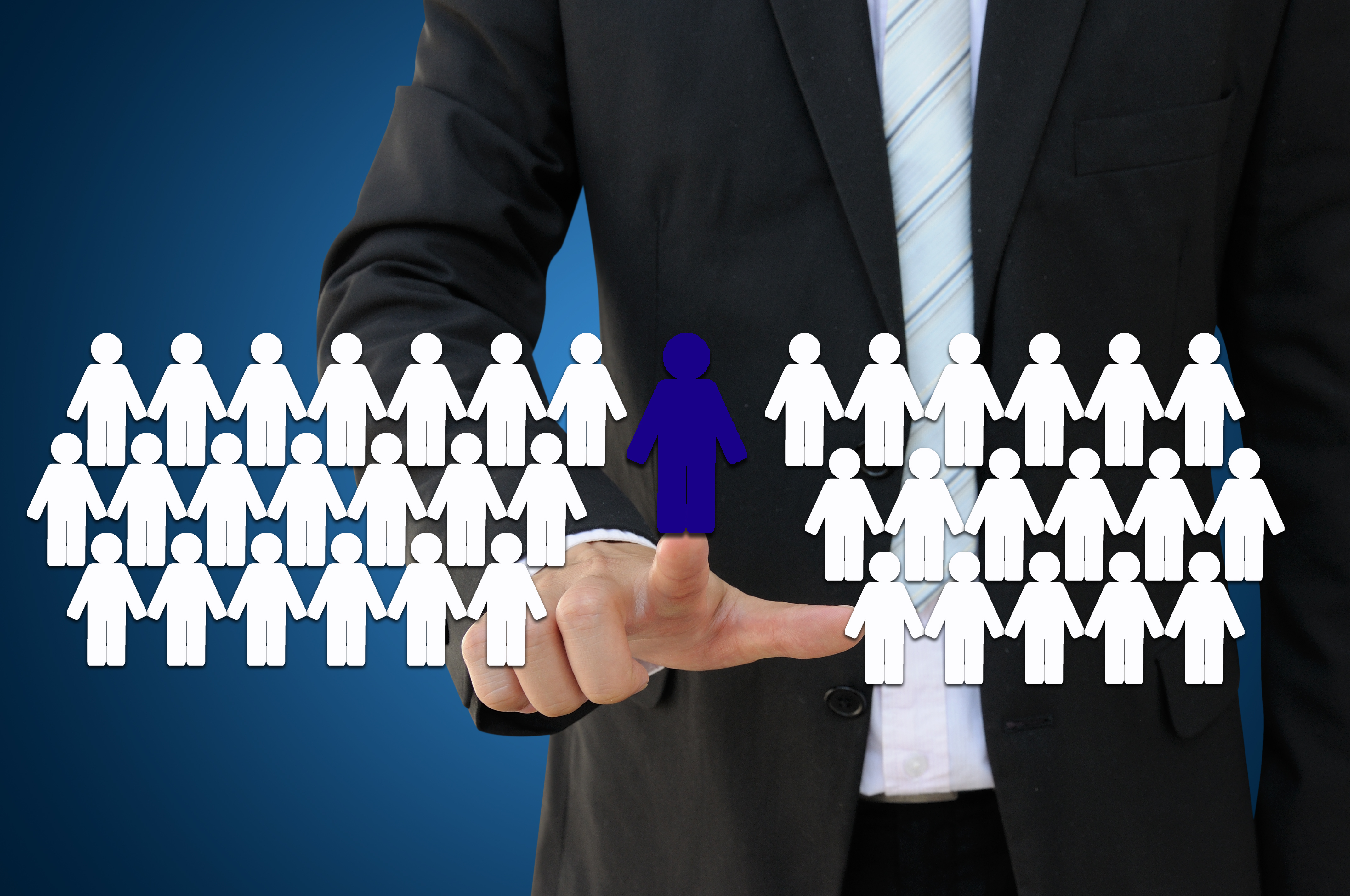 reliance money hr project on selection recruitment