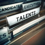 Talent tab on filing cabinet