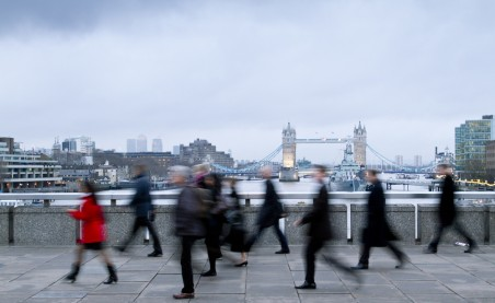 Strong trend in new jobs in London despite election jitters