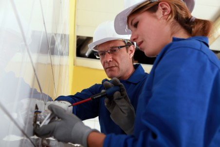 1 in 5 'think an apprenticeship keeps you in that industry for life'