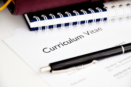 cv curriculum vitae resume