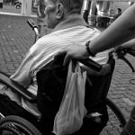 wheelchair-carer