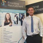 Frontline welcomes Matt in Mansfield