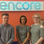 Encore Personnel welcomes new apprentices