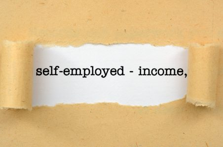 The self-employment story behind the statistics