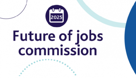 REC launches commission with a vision for UK's labour market