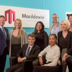 Top-level appointment boosts Macildowie's team