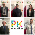 Five new appointments for PK Education