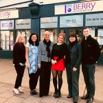 Rebranded Joy Recruitment proves 'Berry' popular